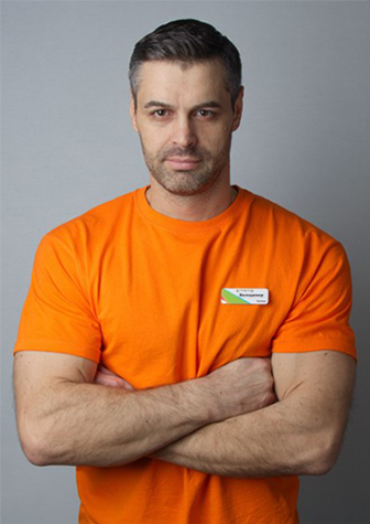 Максим Геращенко Тренер
